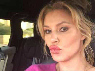 Brandi GlanvilleApologizes For Erika JayneDivorcePost On Twitter