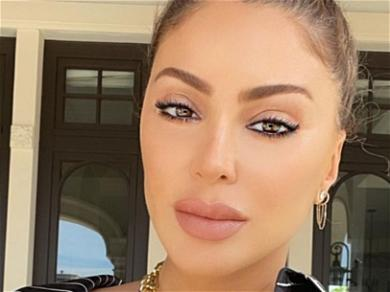 Larsa Pippen's Snazzy Kitchen Outfit Belongs On The Red Carpet