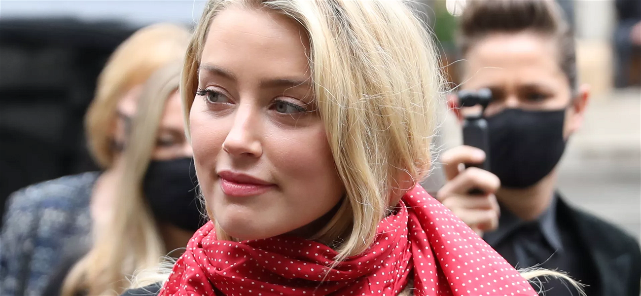Amber Heard DENIES Pooping In Johnny Depp's Bed After Blow-Out Fight!