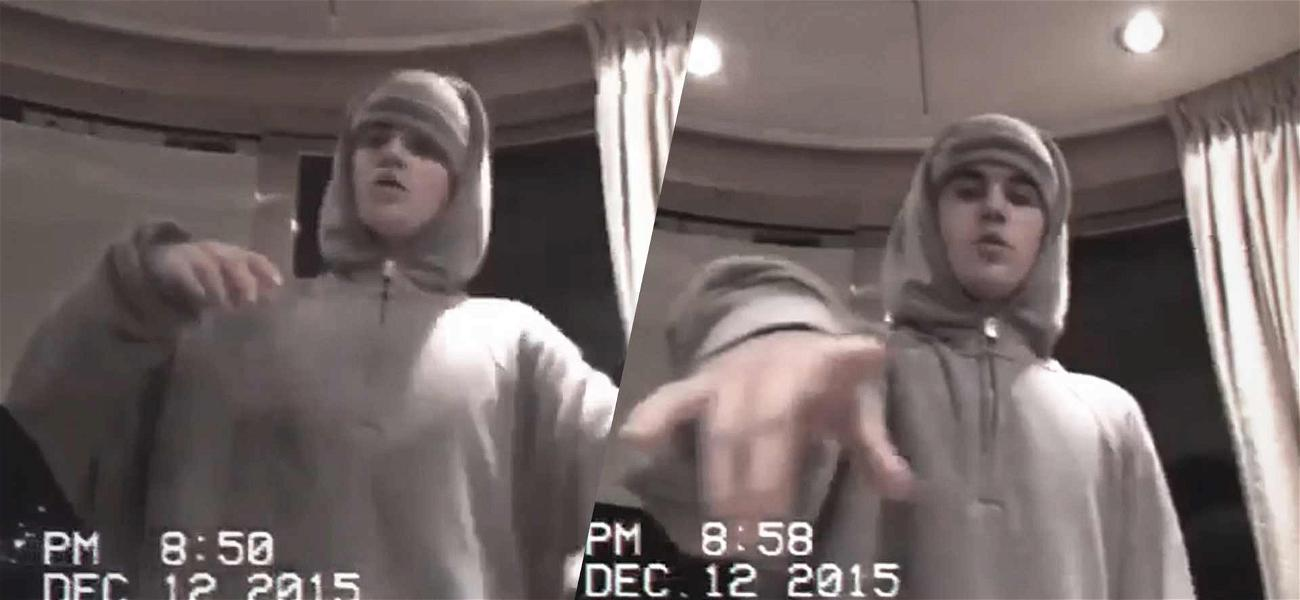 Justin Bieber Drops Unreleased Freestyle Video