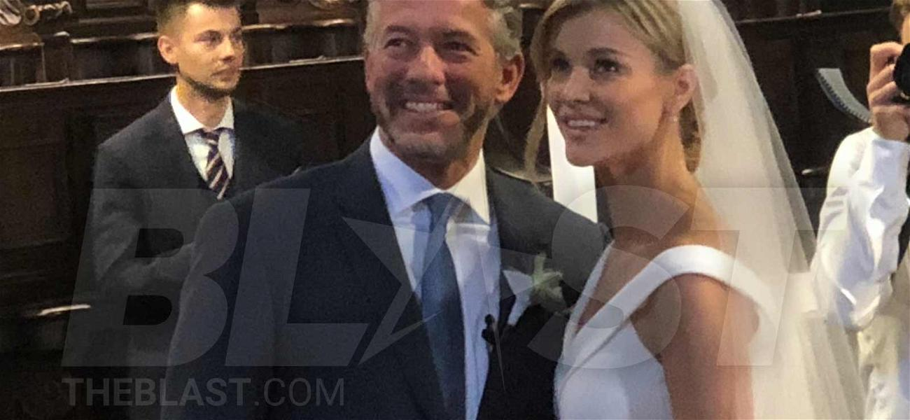 Joanna Krupa Gets Married in Intimate Ceremony at 11th Century Polish Monastery