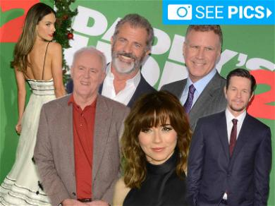 Big Daddies! Mark Wahlberg, Will Ferrell & the Cast of 'Daddy's Home 2'
