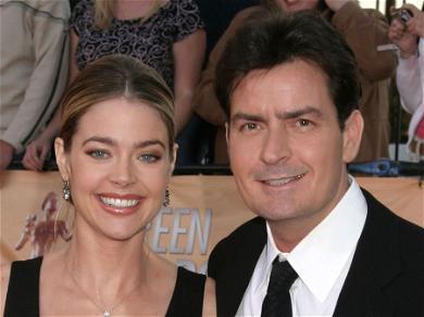 Denise Richards Blames Charlie Sheen DivorceFor Career Downfall