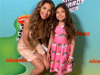 Farrah Abraham Gets Roasted Online For Labor Day Outing With Daughter Sophia