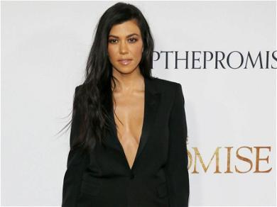 Kourtney KardashianSays She Almost Rekindled Romance With Her Baby Daddy!