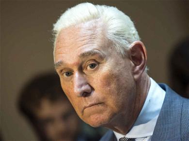 Roger Stone Hit With $100 Million Defamation Lawsuit