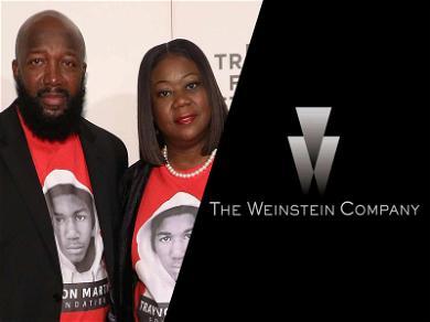 Trayvon Martin's Parents Claim Weinstein Co. Owes Them at Least $150k