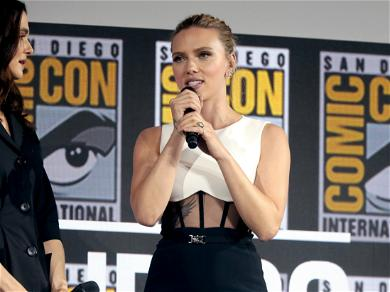 Scarlett Johansson Opens Up About Her Relationship With Colin Jost