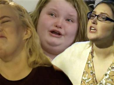 Mama June's Daughters Pumpkin and Honey Boo Boo Try to Save Her by Holding Intervention