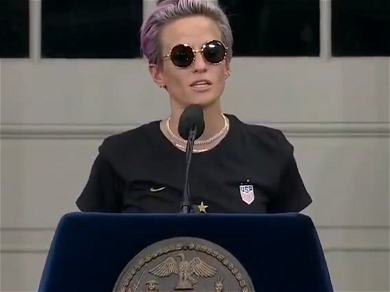 Watch Megan Rapinoe's Incredible Parade Speech Calling On All Americans To Be Better