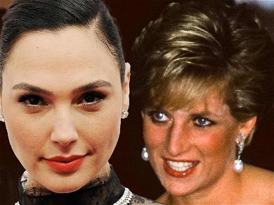 Gal Gadot Says Princess Diana Inspired Her Wonder Woman Character