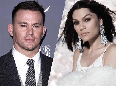Channing Tatum Sends Jessie J Love On Her Emotional Post About Losing Best Friend