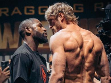 What Celebs Are Saying After Floyd Mayweather vs Logan Paul