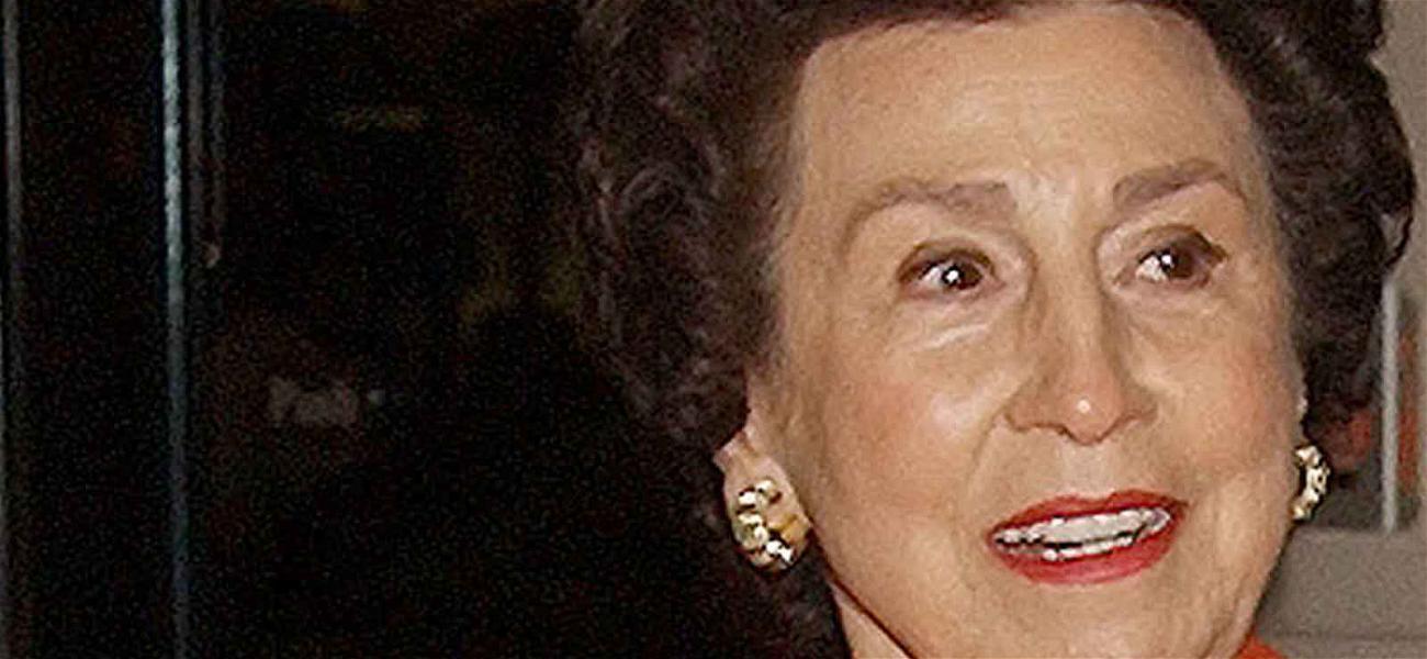 Nancy Sinatra, First Wife of Ol' Blue Eyes, Dead at 101