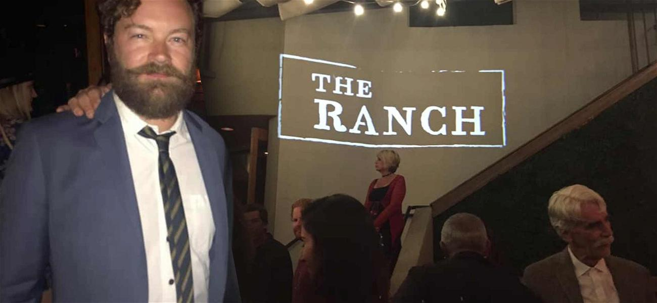 Danny Masterson Shows Up to 'The Ranch' Wrap Party After Ousting Over Sexual Assault Allegations