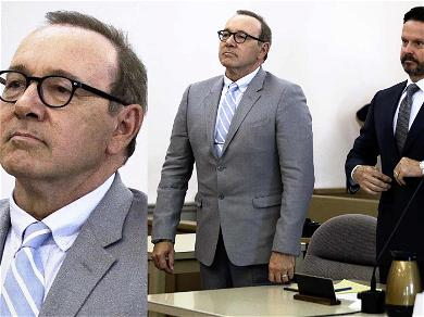 Kevin Spacey Makes Surprise Appearance in Court to Fight Sexual Assault Charges