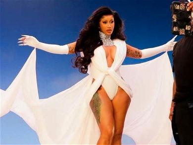 Cardi B Reveals Process Of Creating 'I Know That's Right' Line From 'Up' Single