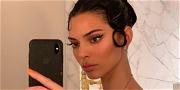 Kendall Jenner STUNS Instagram Showing Off Ripped Body In Soaking Wet String Bikini!!