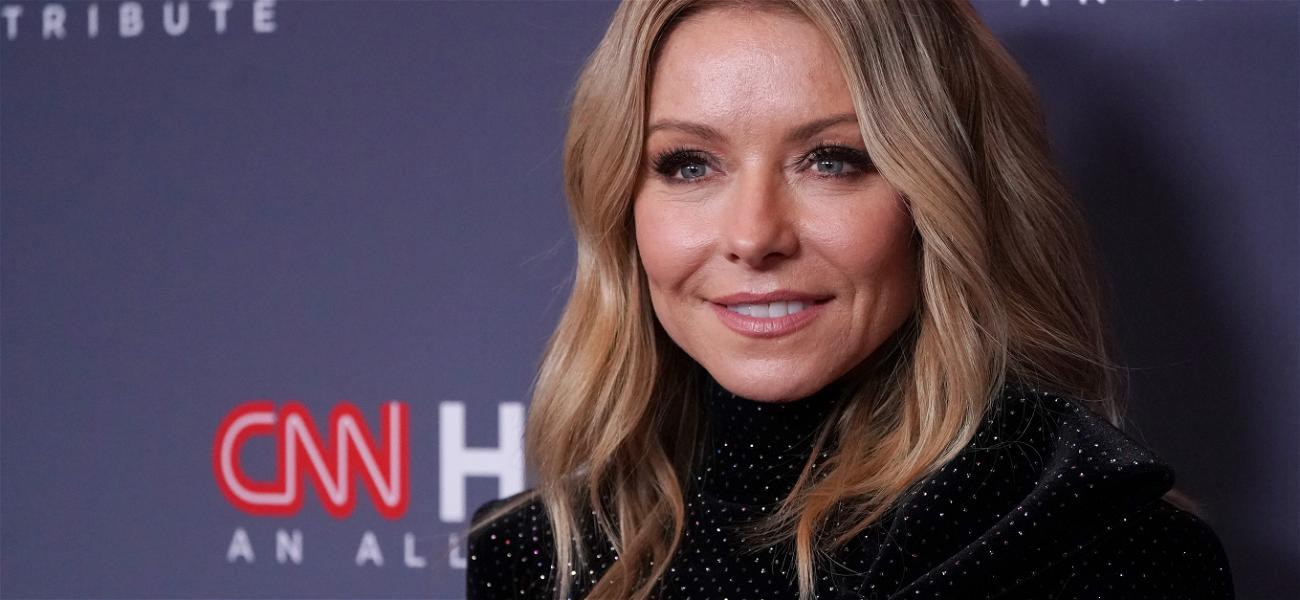 Kelly Ripa Is Borrowing Her 18-Year-Old Daughter's Clothes While In Coronavirus Quarantine