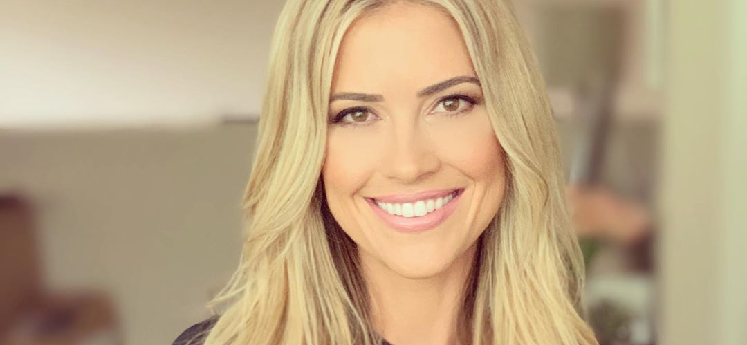 'Flip Or Flop' Star Christina Anstead Shows Off New Back Tattoo Amid Ongoing Divorce