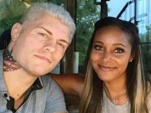 AEW Stars Cody And Brandi RhodesExpecting First Child