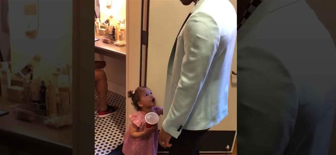 Grammy Winner John Legend Shut Down by 2-Year-Old Luna, Pleads for Him to Stop Singing