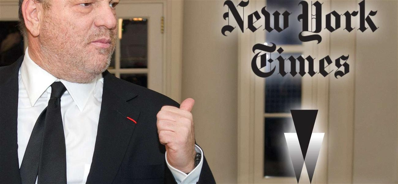 The New York Times Sues The Weinstein Company Over Unpaid Advertising Services