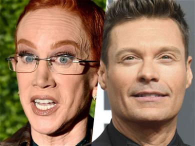 Kathy Griffin Offers a Job to the Woman Who Accused Ryan Seacrest of Sexual Abuse