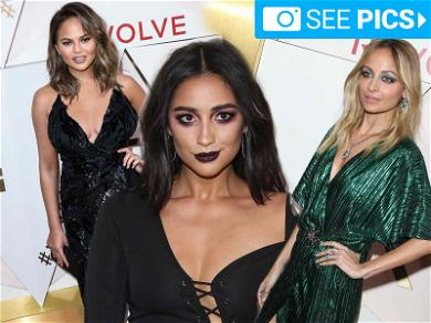 Nicole Richie, Chrissy Teigen & Others Wow at The Revolve Awards