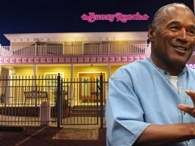 O.J. Simpson Gets a Helping Hand For Prison Release From Bunny Ranch Owner