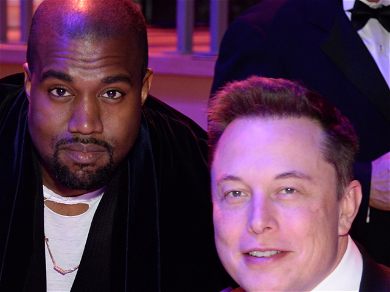 Elon Musk Drops Support For Kanye West's Presidential Run