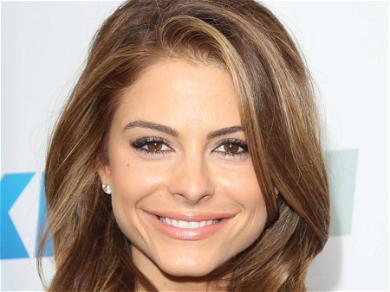 Maria Menounos Explains Bold Denim Jumpsuit During MTV Return
