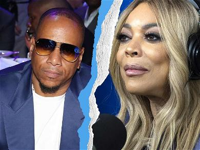 Wendy Williams Files for Divorce After 21 Years of Marriage