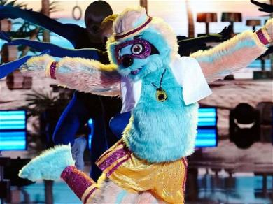 Sloth Slides Into Second Place In 'The Masked Dancer' Finale