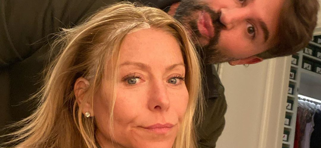 Kelly Ripa Warns Fans: Don't Cut Your Own Hair In Quarantine, 'I Cut My Bangs Once And Never Got Over It!'