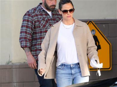 Jennifer Garner And Ben Affleck Appear To Be Struggling
