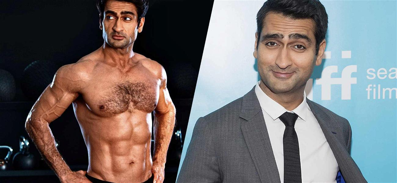 Kumail Nanjiani Reflects On 'Weird Couple Of Days' After Muscular Pic Is Featured On PornHub