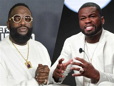 50 Cent To Grill Rick Ross In $32 Million Court Battle Over Baby Mama's Sex Tape Leak