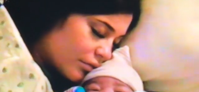 Kylie Jenner Shares Never-Before-Seen Hospital Footage From Daughter Stormi's Birth