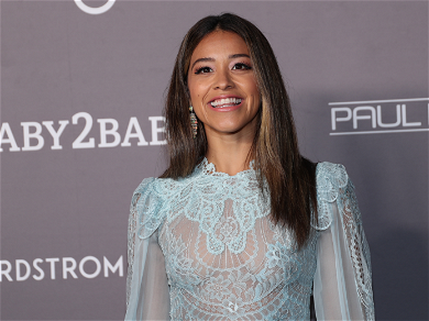 Gina Rodriguez Makes First Red Carpet Appearance After N-Word Backlash