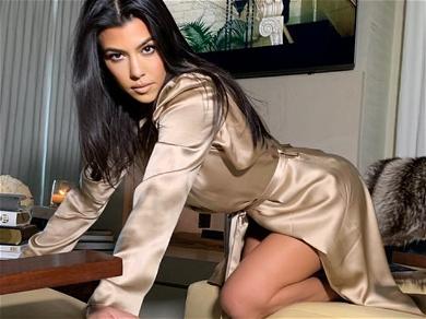 Kourtney Kardashian Serves Body In Stringy Bikini After Pregnancy Rumors