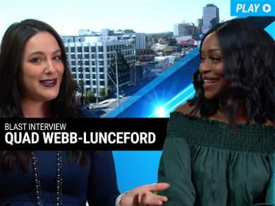 Bravo's Quad Webb-Lunceford Opens Up About Marriage: 'I'm Cringing About What's Going to Be Shown'