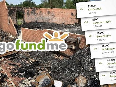 Mandy Moore, Busy Philipps & Megyn Kelly Come Through With Huge Donations for Louisiana Churches Destroyed by Arson