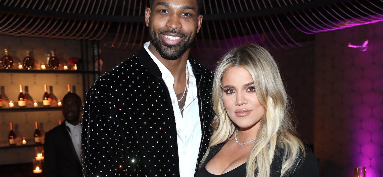 Tristan Thompson's Alleged Baby Mama Posts Side-By-Side Photo Of Him & Her Son — See The Picture!