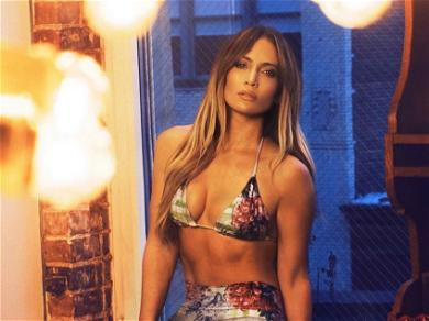 J Lo Gives Instagram A Literal View In Smoking Hot Outfit For Super Bowl Half Time 'Sneak Peak'