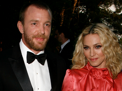 Madonna Spends Time With Son David Amid Court Battle With Ex-Husband Guy Ritchie