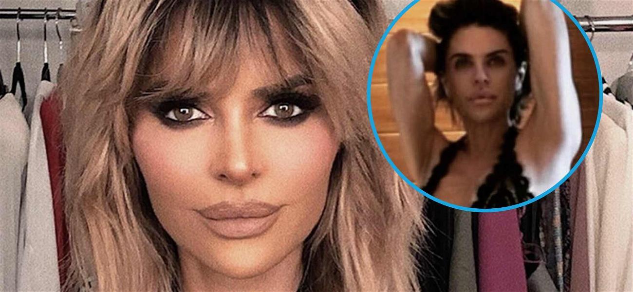 'RHOBH' Star Lisa Rinna Drops 'Thirsty' Bikini Selfie After Denise Richards 'Ragamuffin' Shade