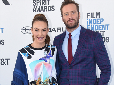 Armie Hammer Files For Joint Custody Of Kids, Upset Wife Won't Return From Cayman Islands
