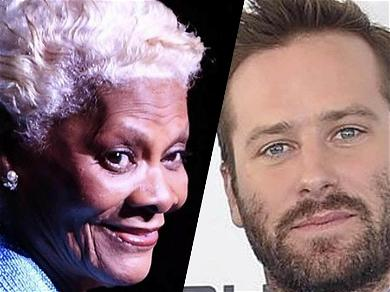Dionne Warwick Disgusted By The Armie Hammer 'Cannibalism' Kink Scandal
