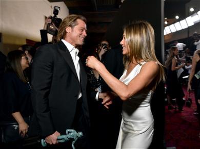 It Took Time For Brad Pitt To Win Jennifer Aniston's Trust Back